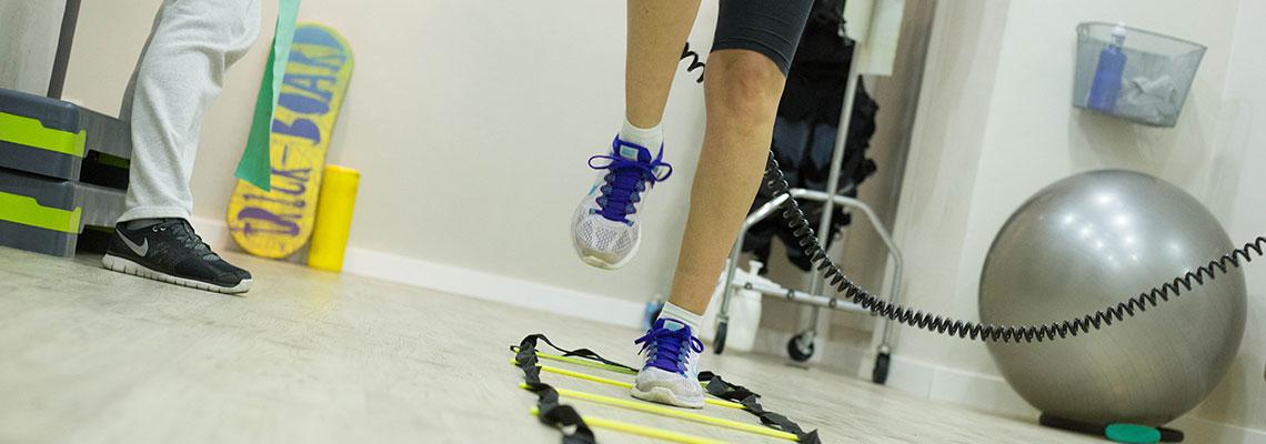 Mehr Bewegung durch Ergotheraphie