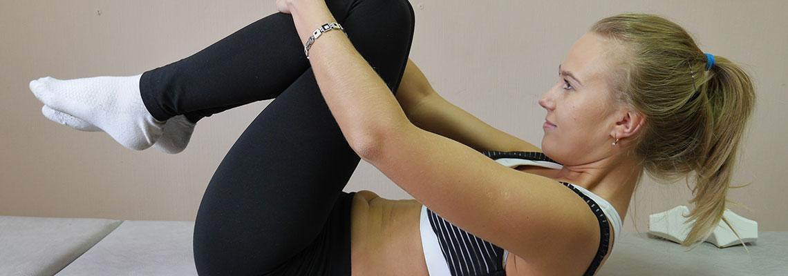 Gymnastik & Förderung der Beweglichkeit